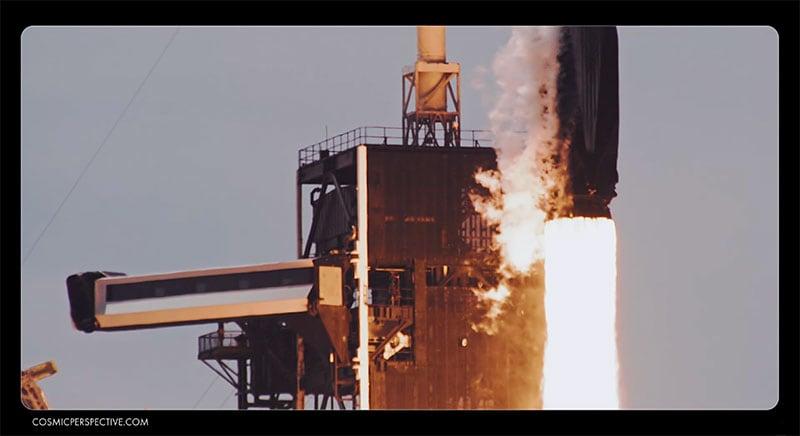 SpaceX Launch Ryan Chylinski