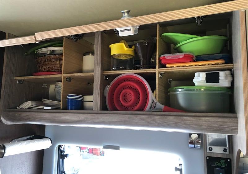 Kitchen Storage Organization Cirrus 920