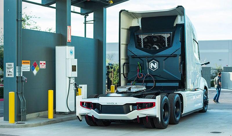 Nikola Badger SEMI Truck