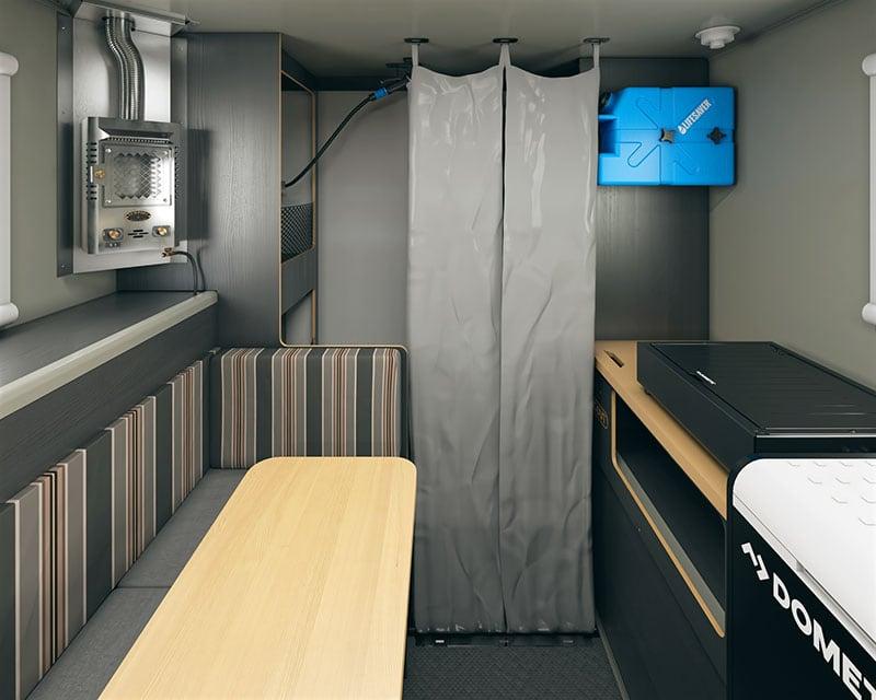 Scout Kenai Camper Shower Curtain