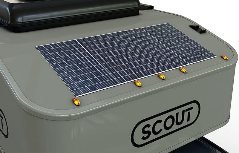 Scout Kenai Camper Solar Panel
