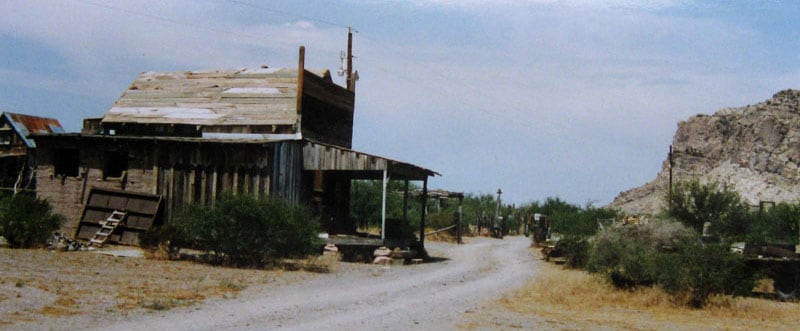 Steins New Mexico Ghost Town