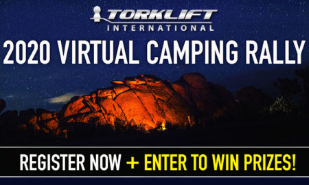 Torklift Virtual Camping Rally
