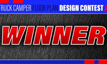 Truck Camper Design Winner
