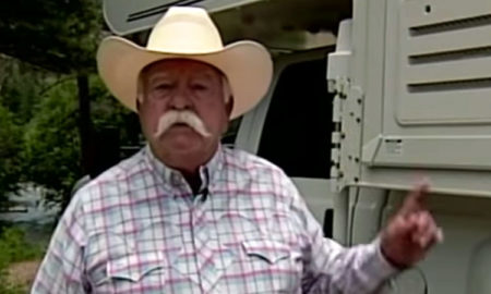 Wilfred Brimley Feature