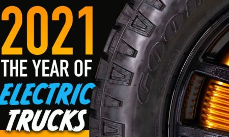 Year Of Electric Trucks 2021