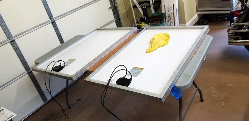 100 Watt Polycrystaline Grape Solar Panels