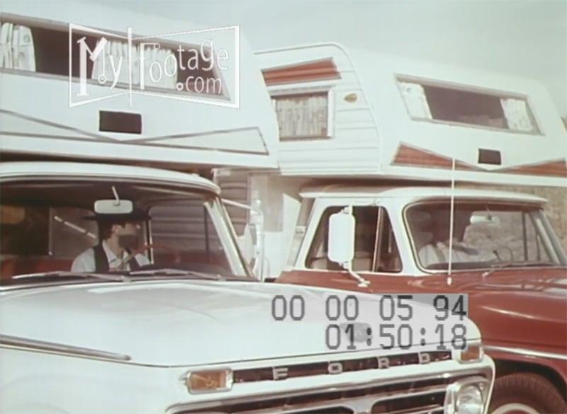 1965 Chevrolet C20 Pickup Camper 327 Together
