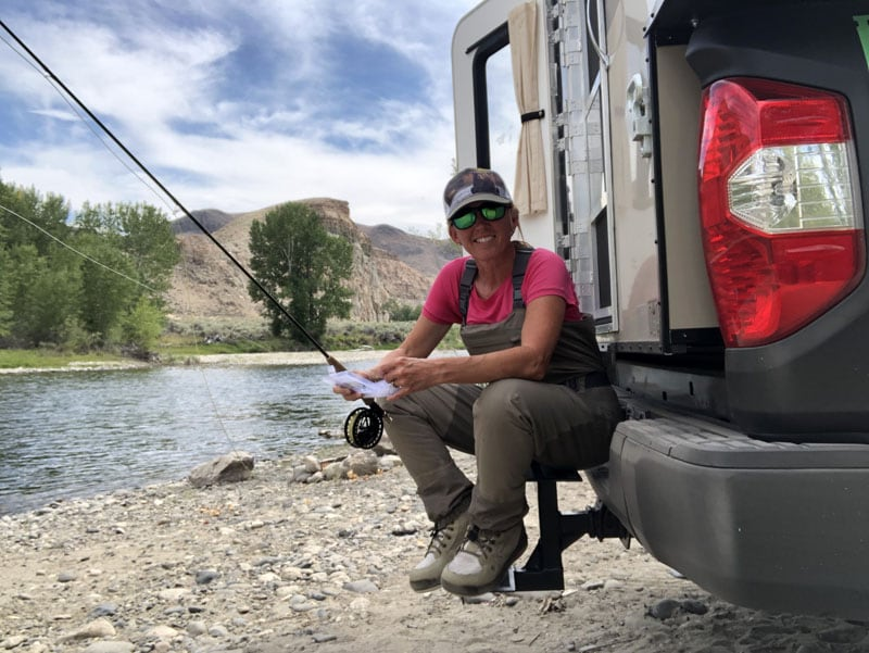 Kris Millgate Fly Fisher