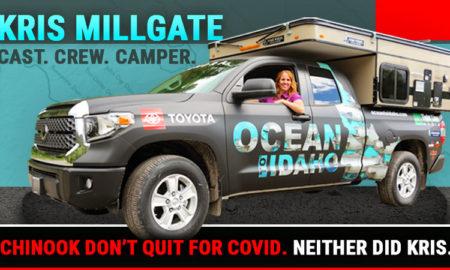Kris Millgate Cast Crew Truck Camper