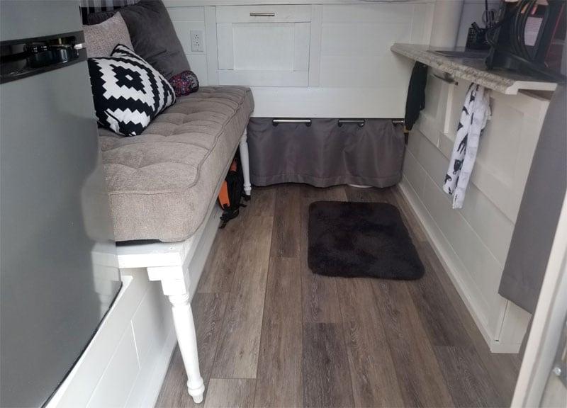 Retro Camper Flooring