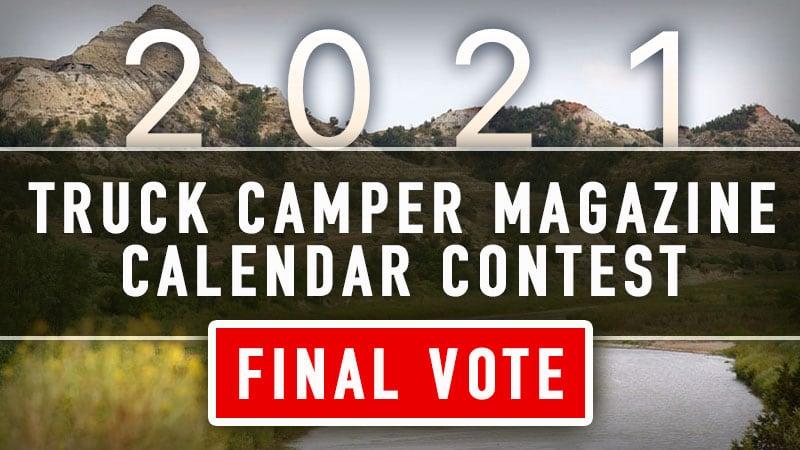 2021 Calendar Final Vote