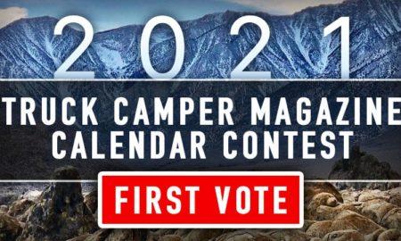 2021 Calendar First Vote