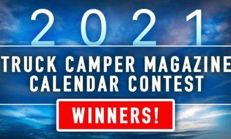 2021 Calendar Winners