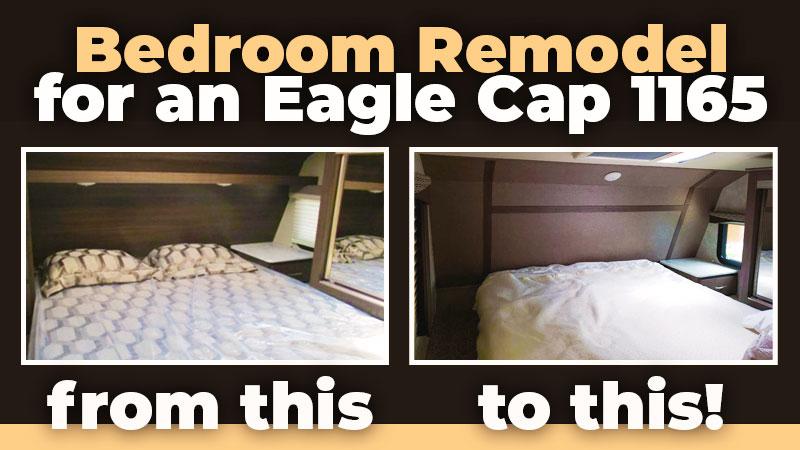 Eagle Cap Camper Remodel