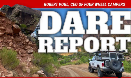 Robert Vogl CEO Four Wheel Campers Dare Report
