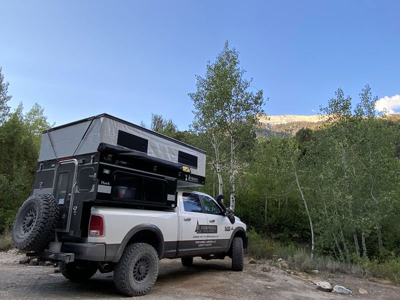 Great Basin NP Nevada Hot Summer