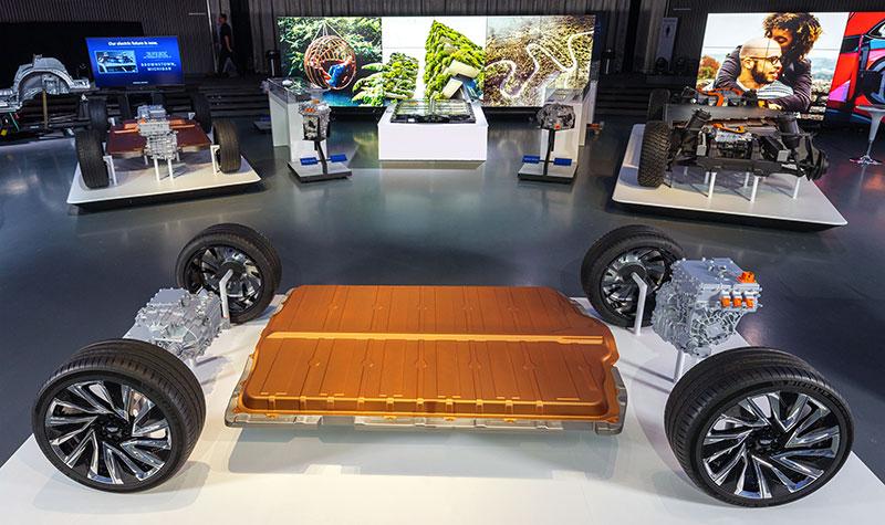 Hummer EV Battery System