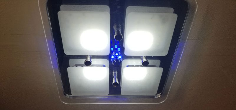 LED Light Replacement Low Setting