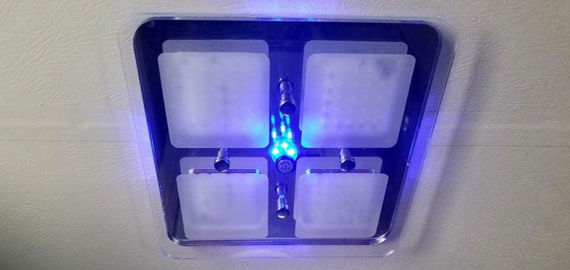 LED Light Replacement Nightlight Mode