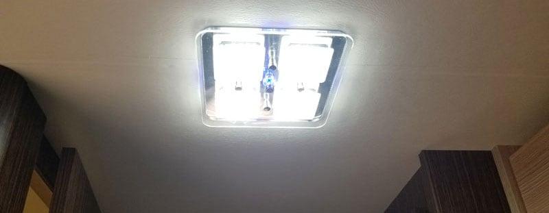 LED Light New Four Quadrant