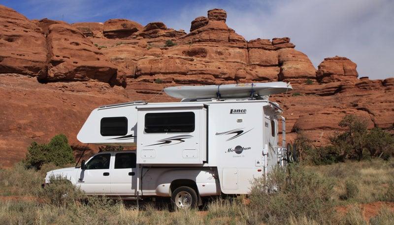 Moonspun Goodrich Canyon Lands NP UT