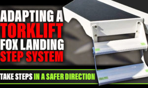 Torklift Fox Landing Installation