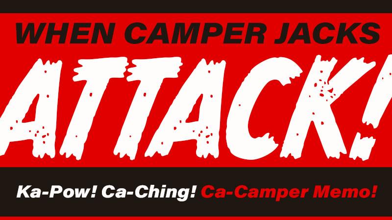 When Truck Camper Jacks Attack
