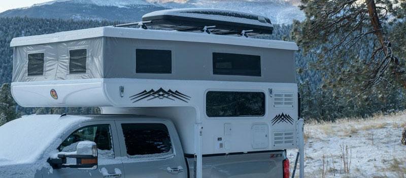 Soft Side Thermal Pack On Hallmark Camper
