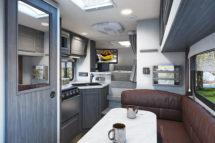 2021 Lance 850 Interior
