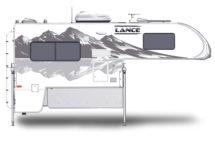 2021 Lance 865 Exterior