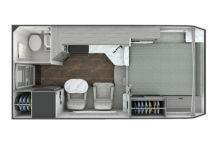 2021 Lance 960 Floor Plan