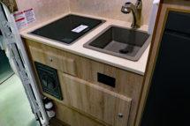 2021 Northstar 600SS Kitchen