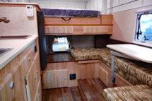 2021 Northstar TC800 Interior