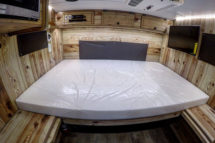 Capri Cowboy Camper 5.5, Super Short Bed