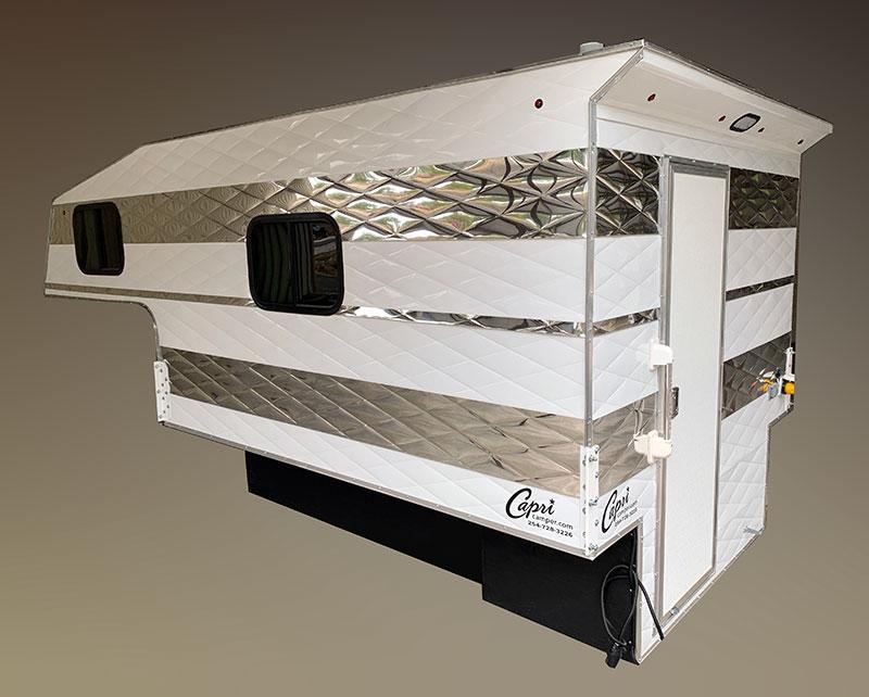 Capri Camper Production Model 1