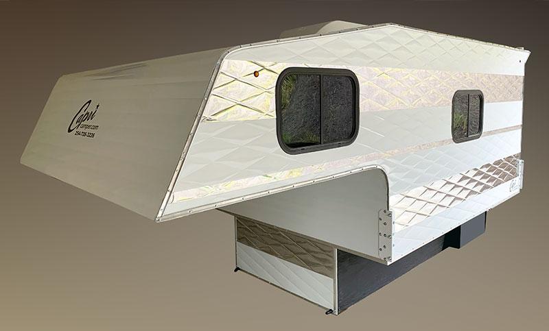 Capri Camper Production Model 2