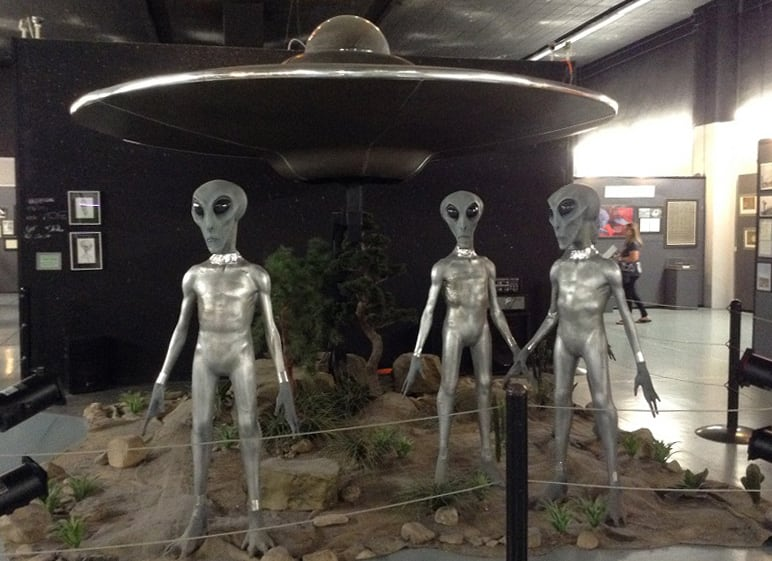 International UFO Museum Roswell