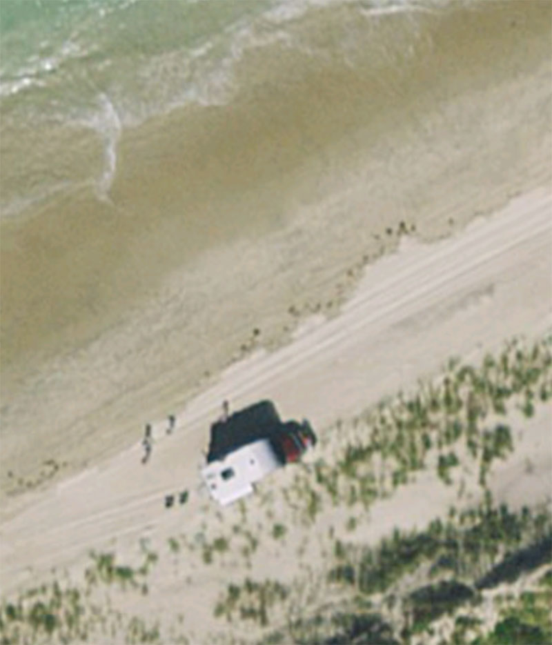 Jeff Wright ocean beach