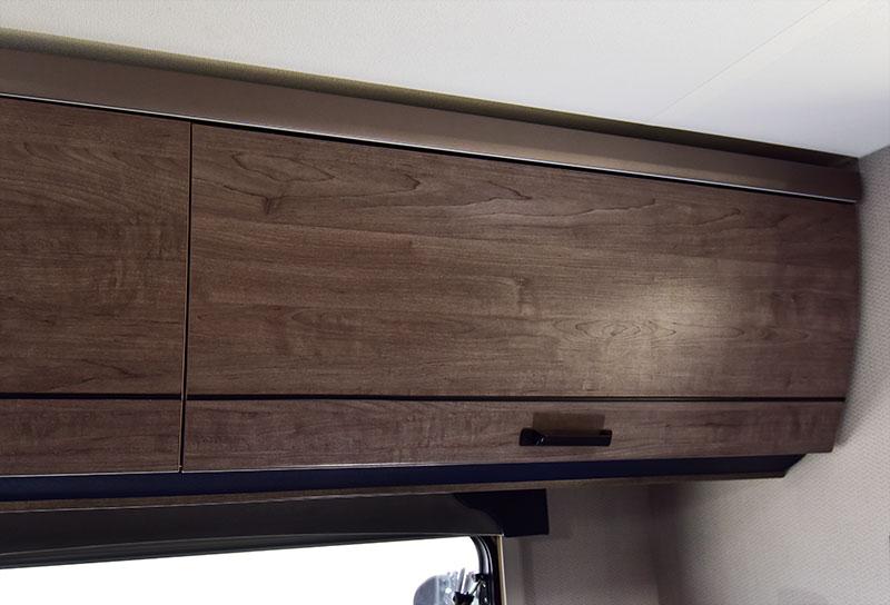 Lance 960 Dinette Upper Cabinetry