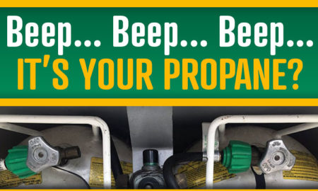 Beep Beep Battery Propane Issue