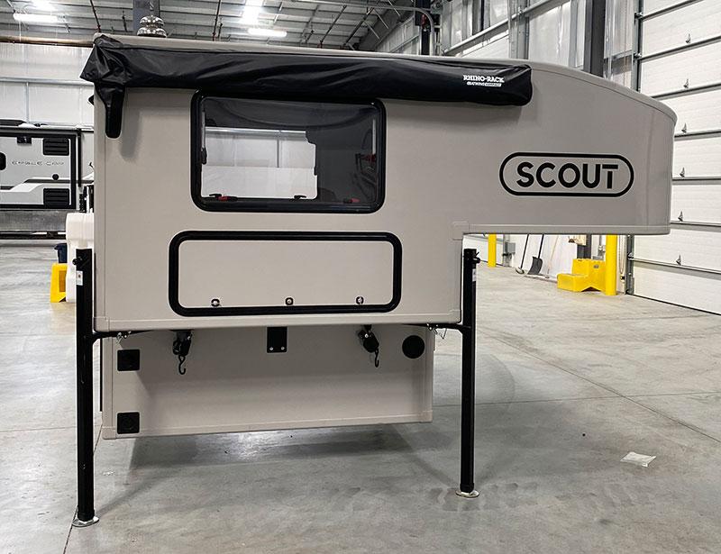 Scout Yoho Factory Exterior Unloaded Passenger Profile