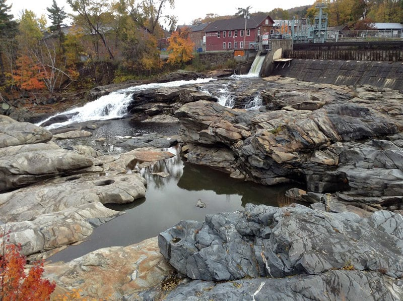 Shelburne Falls Massachusetts