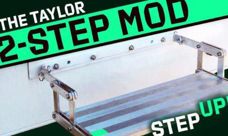 Taylor Two Step Camper Mod