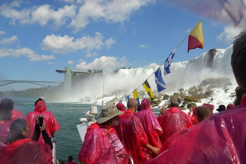 The American Falls New York
