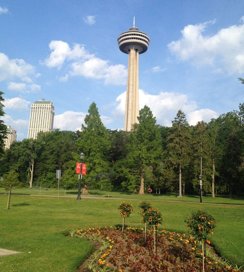 Tower-in-Canada-Niagara-Falls