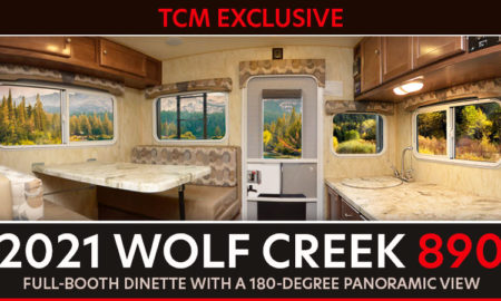Wolf Creek 890 Camper