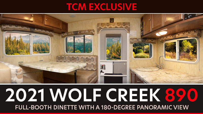 Wolf Creek 890 Camper