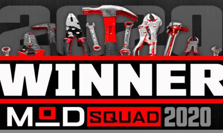 2020 Mod Squad Year Winner