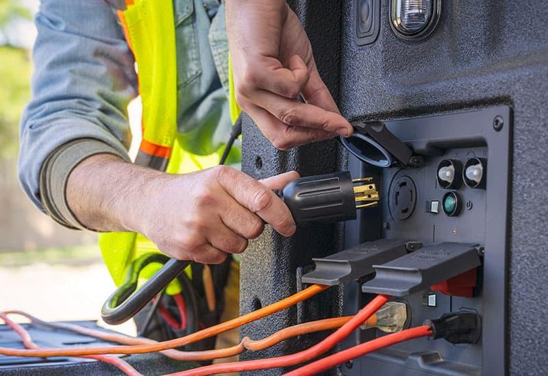 2021 Ford F-150 Generator Nema Plug